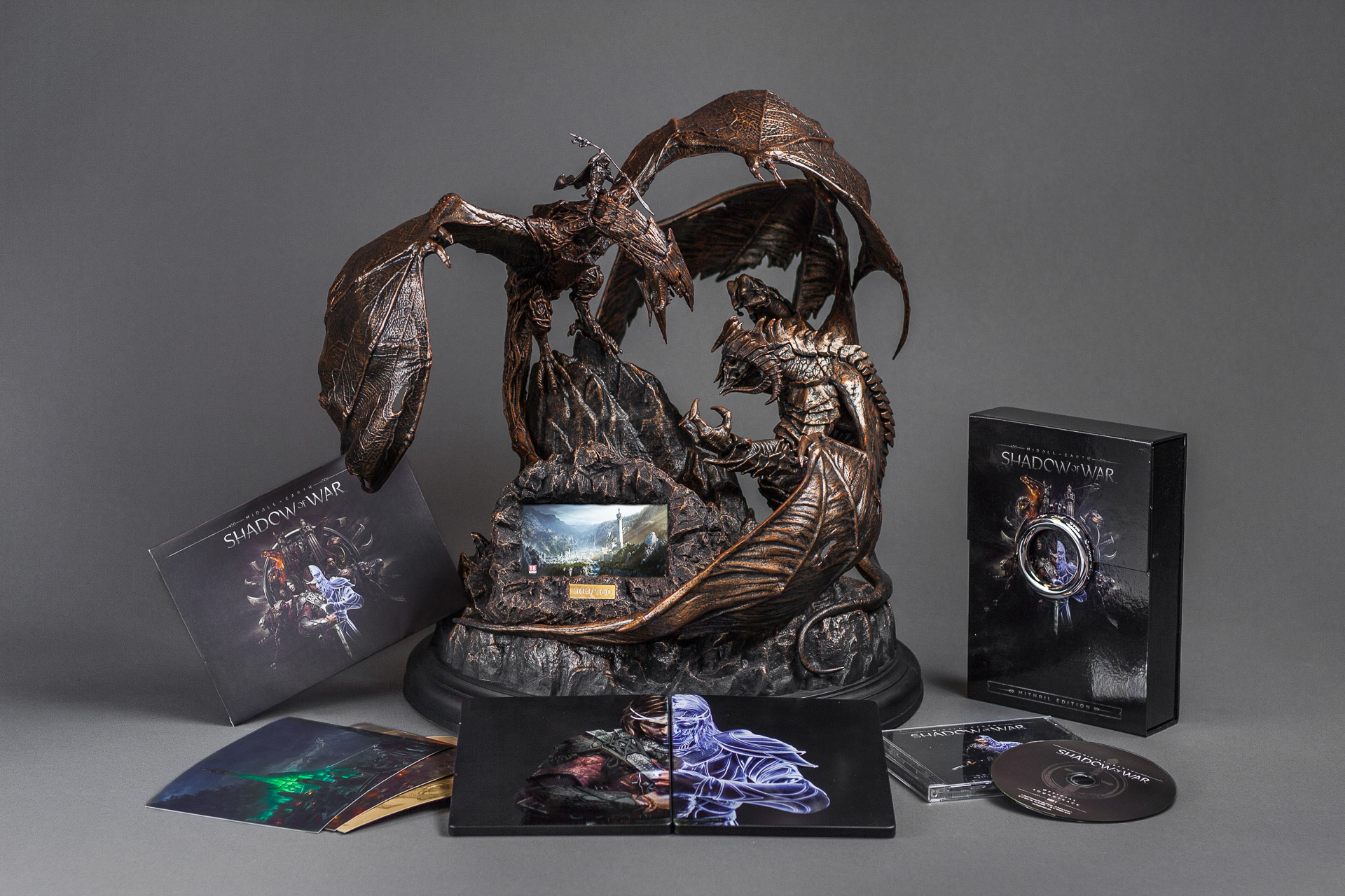 Shadow Of War Limited Edition Takeoff